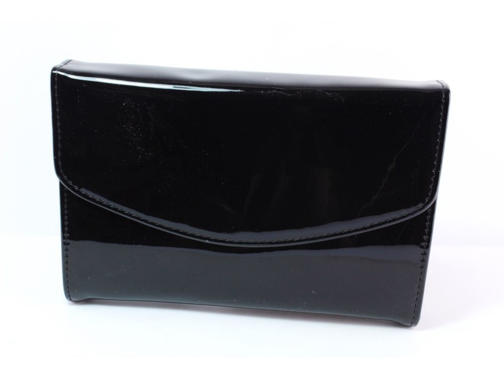 Dámská kabelka PSANÍČKO KAB FO 1124-30 cenový HIT (Barva černá)