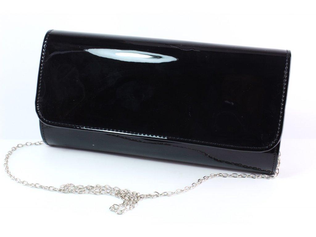 Dámská kabelka PSANÍČKO KAB FO PSA 222-12 cenový HIT (Barva černá)
