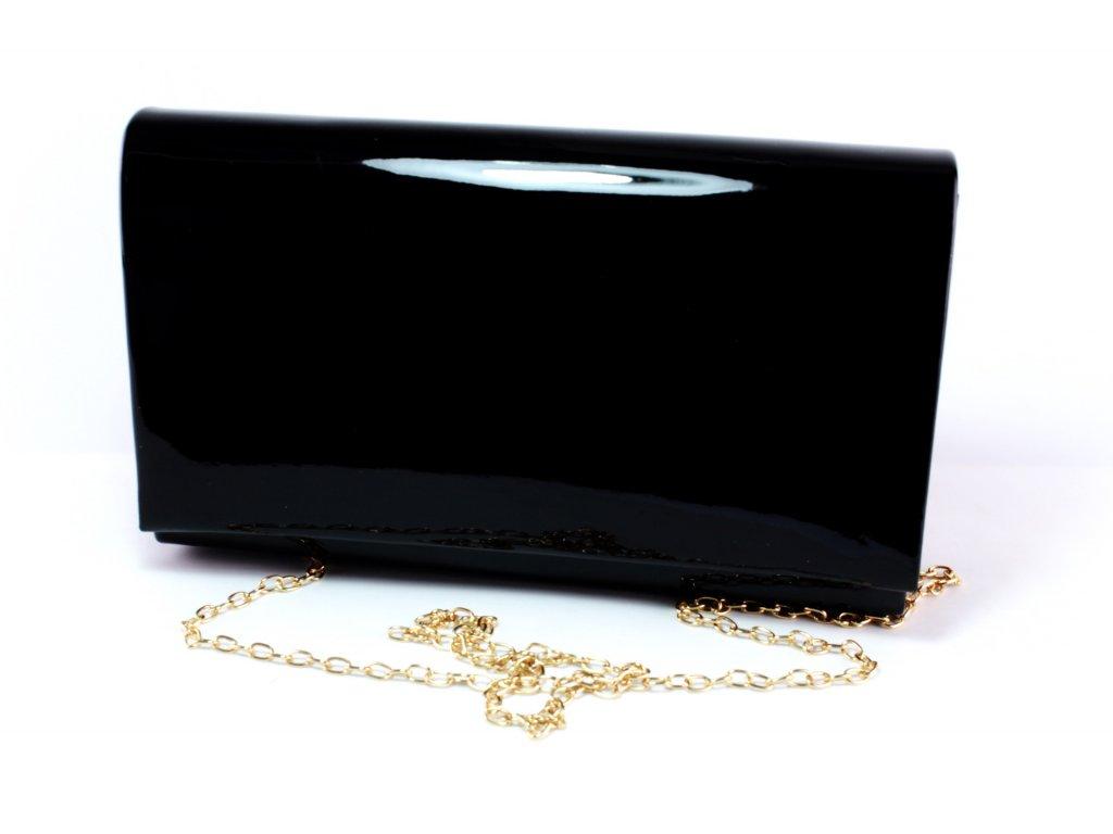 Dámská kabelka PSANÍČKO KAB FO PSA 2106 cenový HIT (Barva černá)
