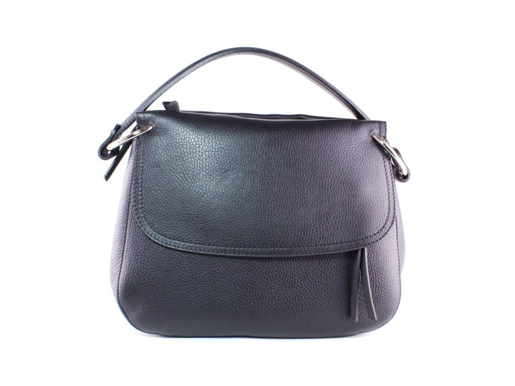Dámská kabelka Florencie KAB FO K251 černá (Barva černá)