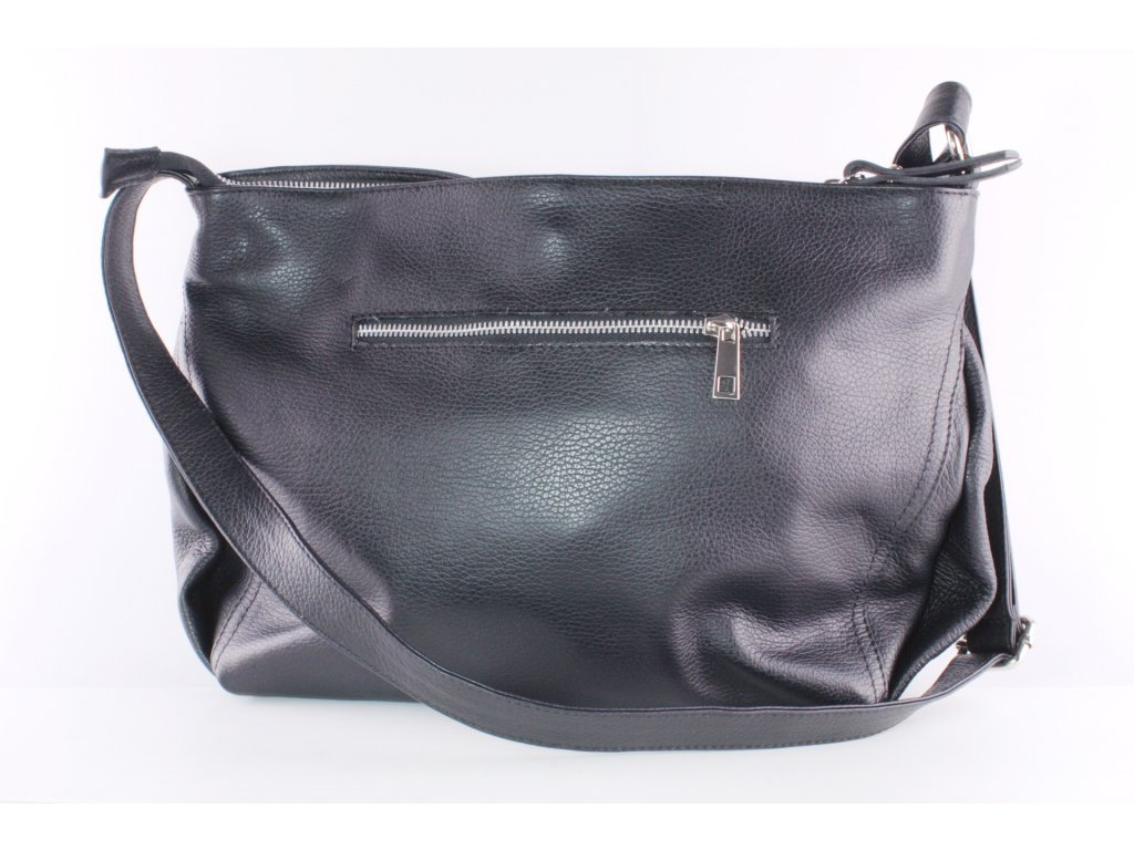 Dámská kabelka Florencie KAB FO K231 černá (Barva černá)