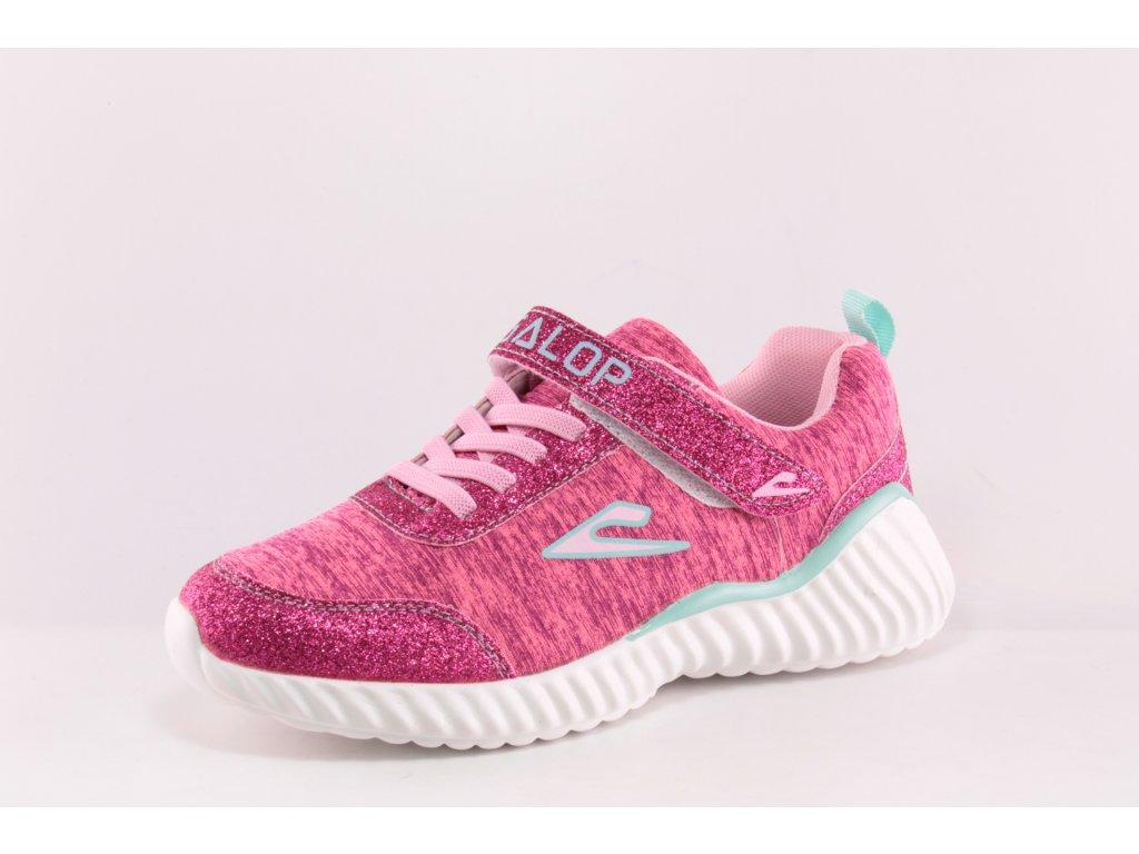 Dětské boty Hengst SA L21563.35 AKCE ve. 28-35 (Barva růžová, Velikost 35)
