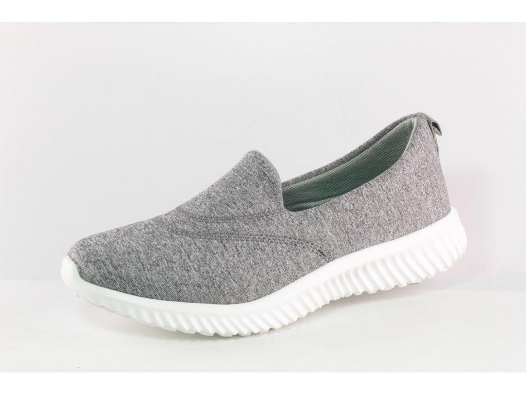 Dámské boty Hengst SD L31411.82 AKCE (Barva šedá, Velikost 41)