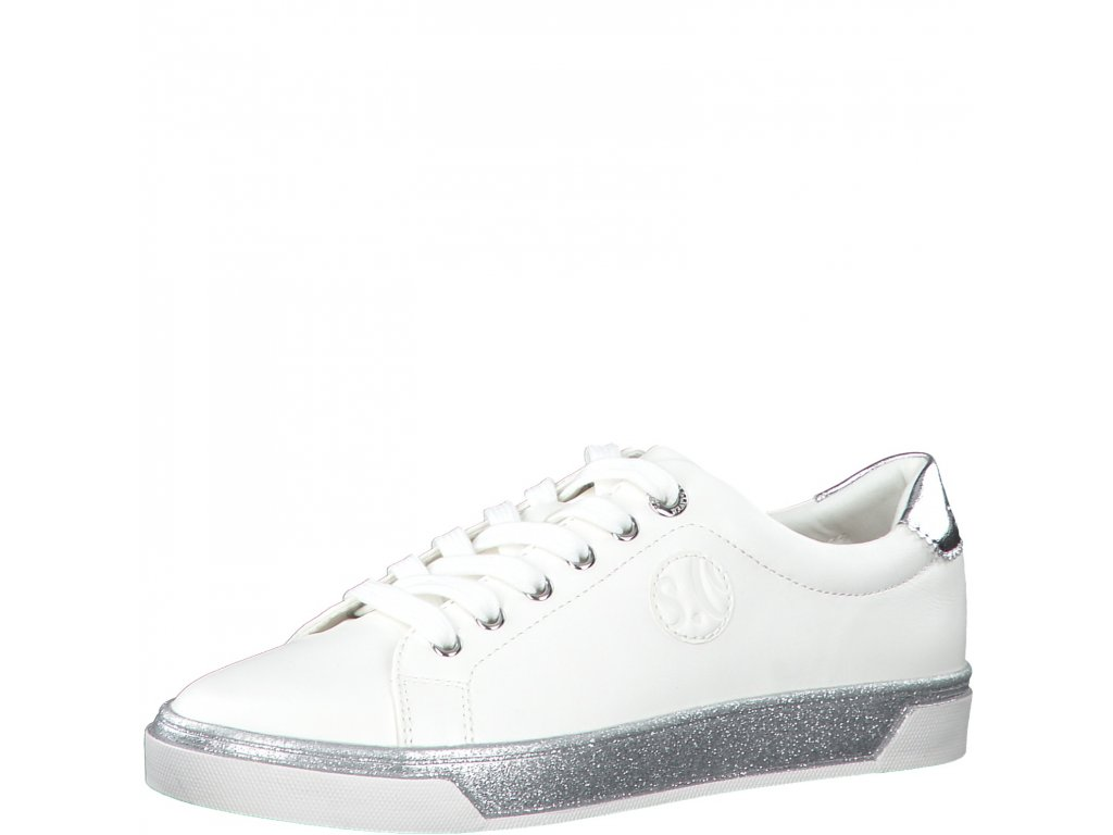 Dámské boty s.Oliver DC 5-23637/24 (Barva Bílá, Velikost 41)