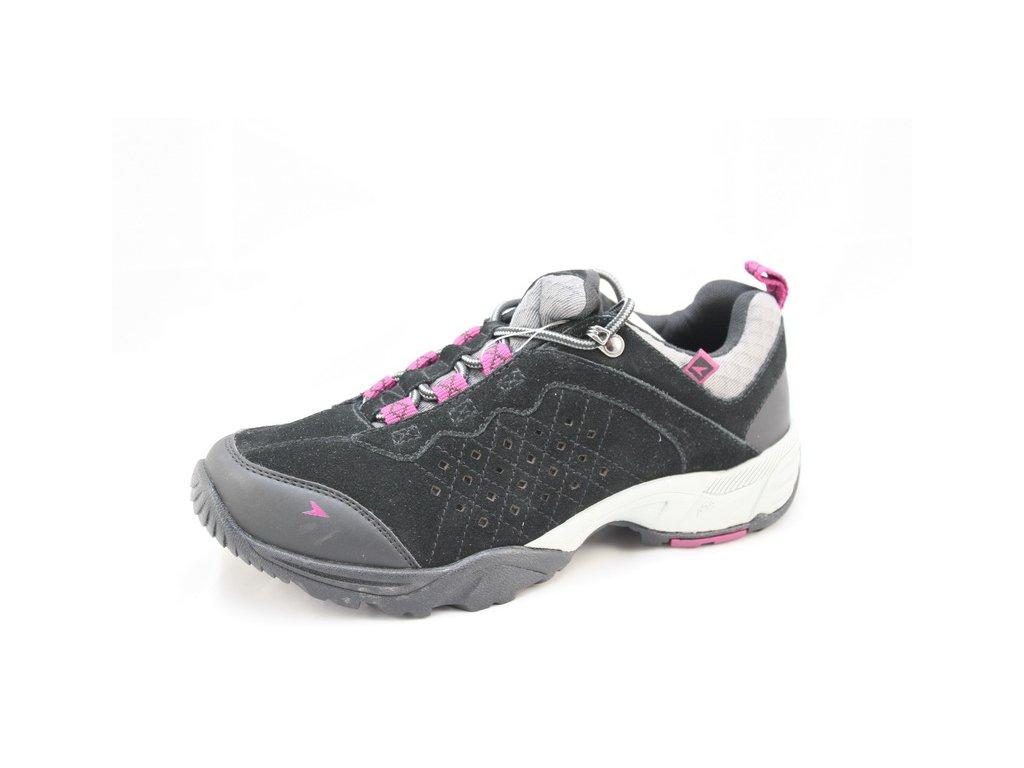 Dámská sportovní obuv Power SD POW597L super cena (Barva černá, Velikost 39)