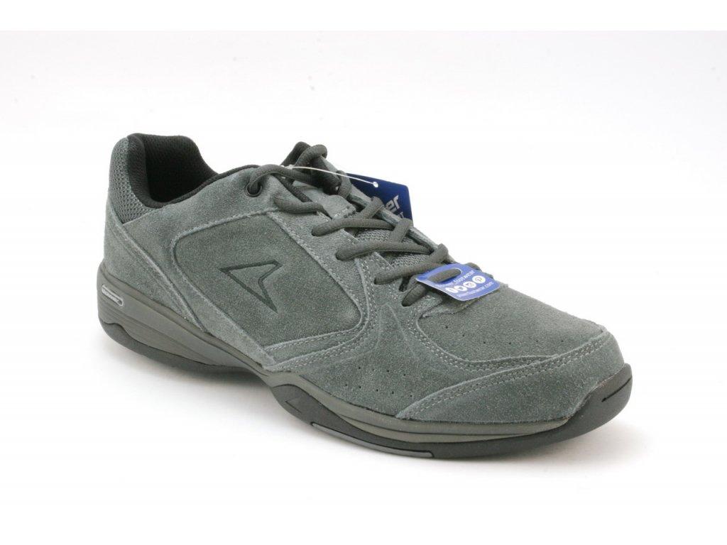 Pánská obuv POWER POW549/20 AKCE (Barva šedá, Velikost 47)