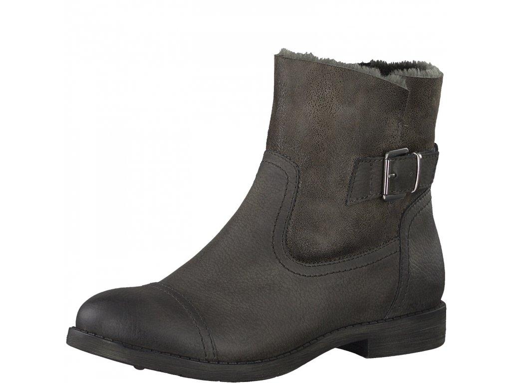 Dámská obuv Tamaris 1-26383/29 (Barva šedá, Velikost 40)