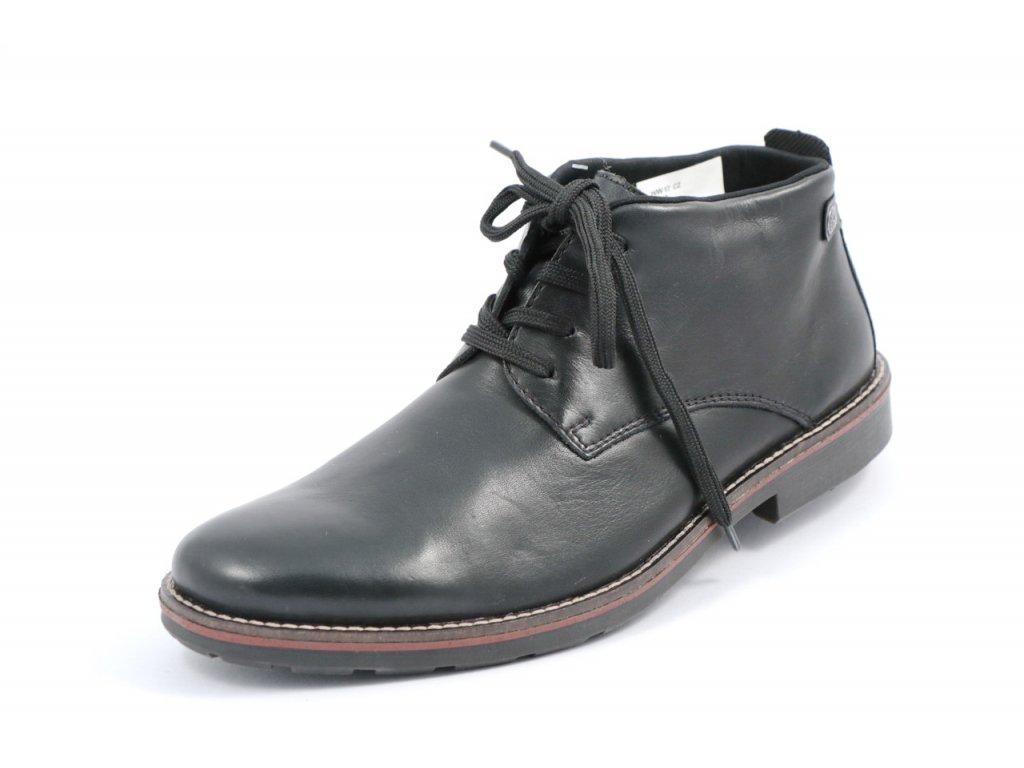 Pánská obuv Rieker 15340-00 (Barva černá, Velikost 46)