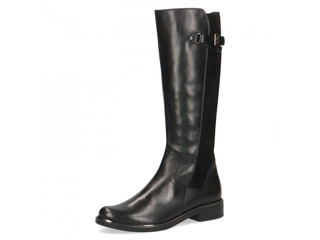 Dámské boty Caprice DZ 9-25524/25 (Barva černá, Velikost 42)
