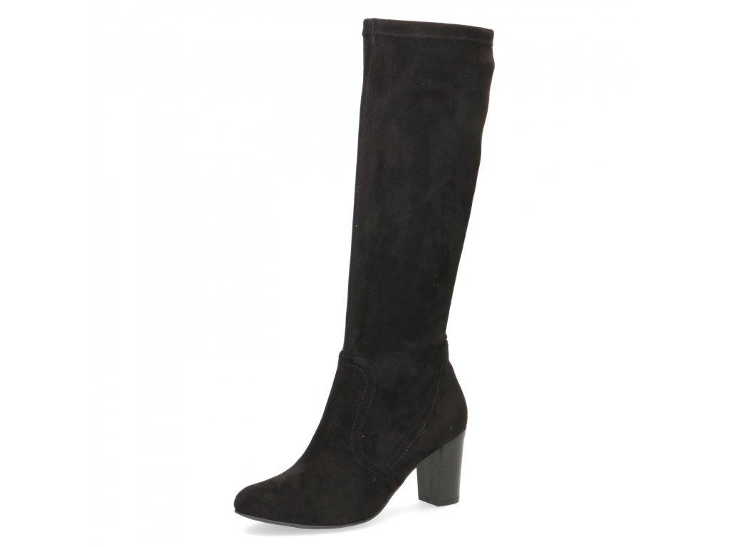 Dámské zimní boty Caprice DZ 9-25502/25 (Barva černá, Velikost 41)