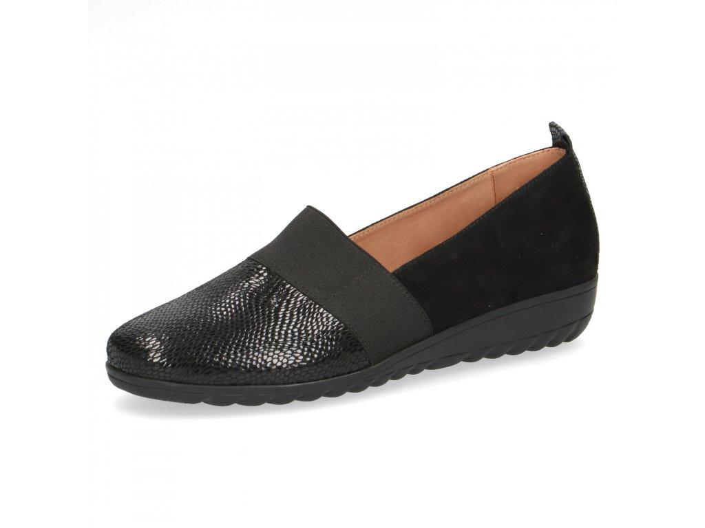 Dámské boty celoroční Caprice 9-24650/25 kožené