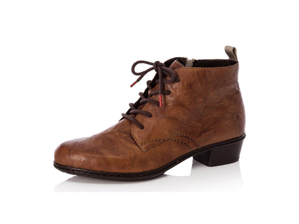 Dámské boty zimní Rieker DZ Y0743-22