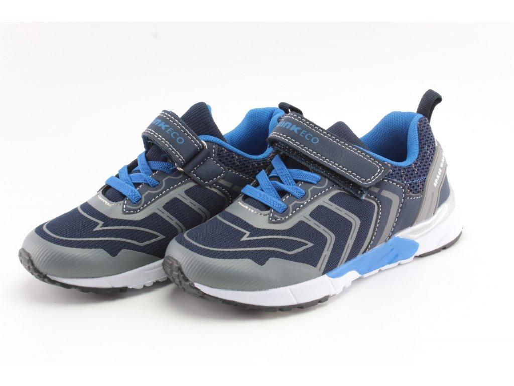 Chlapecká obuv sportovní  SA FK01989-23-1 modrá