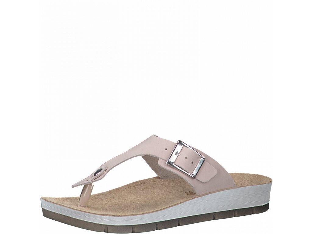 Dámská letní obuv -nazouvák Marco Tozzi DL 2-27409/26