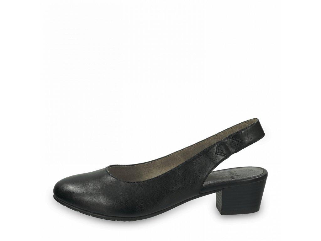 Dámská obuv Jana DC 8-29561/26 šířeH