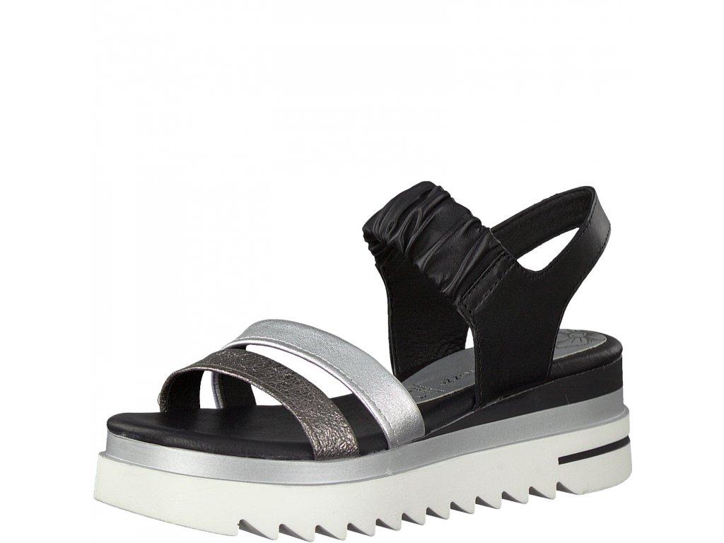 Dámská obuv letní sandálová MARCO TOZZI DL 2-28729/24