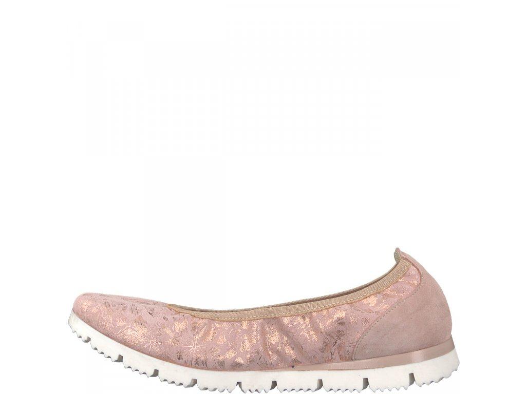 Dámské boty Marco Tozzi 2-22127/20 (Barva růžová, Velikost 41)