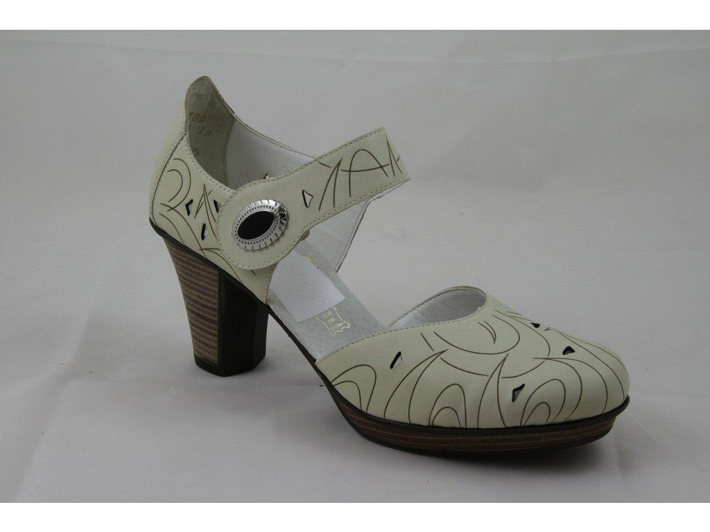 Dámské boty Rieker 47387-80 (Velikost 41)