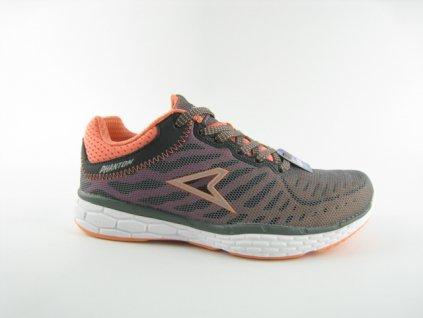 dámská sportovní obuv POW646L (Barva šedá, Velikost 41)