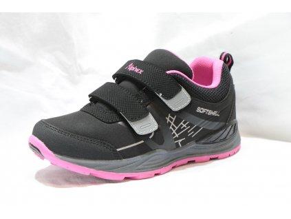 Dětské boty Alpinex A217021A (Barva růžová, Velikost 35)
