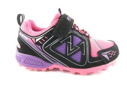 Dětské boty Peddy SA PO5092901 (Barva růžová, Velikost 35)