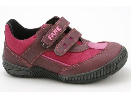 Dětské boty Fare AC 814191 (Barva růžová, Velikost 30)