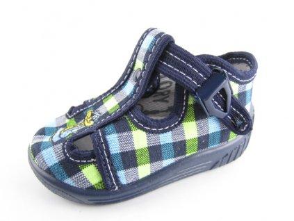 Dětská domácí obuv ADAS 16 (Velikost 25)