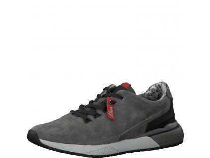Pánská obuv s.Oliver 5-13615/21 (Barva šedá, Velikost 45)