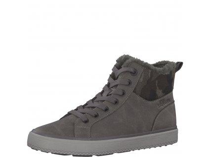 Dámská obuv s.Oliver 5-26208/21 (Barva šedá, Velikost 42)