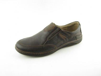 Pánská obuv MATEOS 326 (Barva hnědá, Velikost 45)