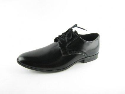 Pánská obuv MATEOS 568 AKCE (Barva černá, Velikost 45)