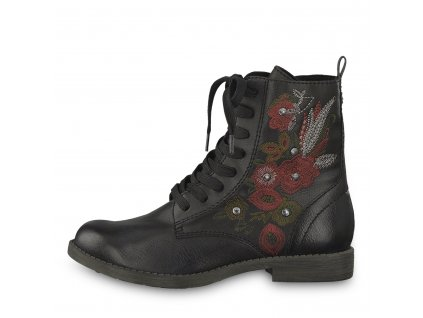 Dámské boty Tamaris 1-25114/21 (Barva černá, Velikost 41)