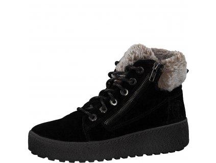 Dámská obuv s.Oliver 5-25239/21 AKCE (Barva černá, Velikost 41)