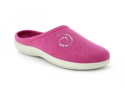 Dámské pantofle Inblu BS 38 růžové (Barva růžová, Velikost 40)