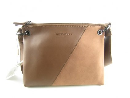 Dámská kabelka David Jones CM3950 (Barva hnědá)