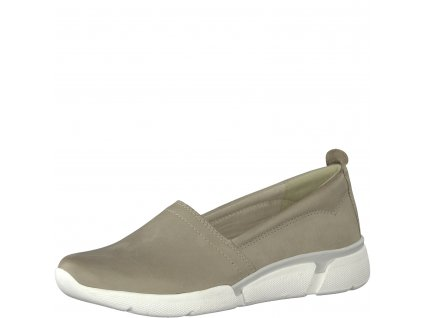 Dámská obuv Marco Tozzi 2-24727/22 (Barva béžová, Velikost 41)