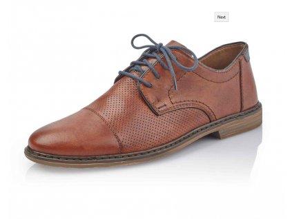 Pánské boty Rieker 13428-24 (Barva hnědá, Velikost 46)