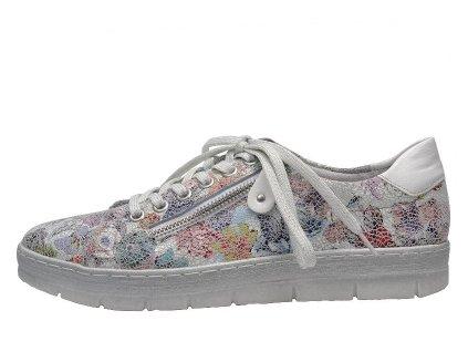 Dámská obuv Rieker D5800-93 (Barva kytička, Velikost 43)