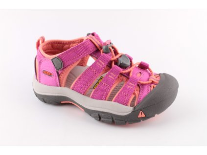 Dětská a dámská obuv keen NEWPORT berry (Barva růžová, Velikost 39)