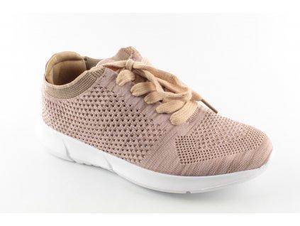 Dámská sportovní obuv FG91515-2-3 (Barva růžová, Velikost 39)