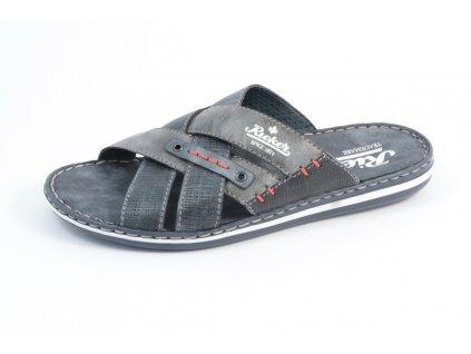 Pánské boty Rieker 21062-15 (Barva Modrá, Velikost 45)