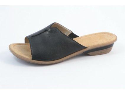 Dámská obuv Rieker 63459-00 (Barva černá, Velikost 42)