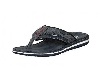 Pánská obuv Rieker 21083-15 (Barva Modrá, Velikost 46)