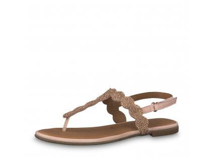 Dámská obuv Tamaris 1-28159/22 (Barva růžová, Velikost 40)