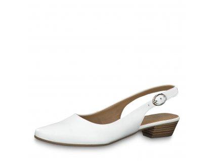 Dámská obuv Tamaris 1-29400/22 bílé (Barva Bílá, Velikost 41)