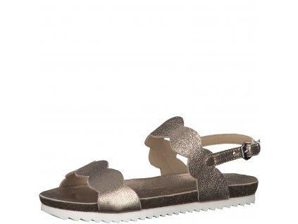 Dámská obuv Marco Tozzi 2-28404/22 (Barva růžová, Velikost 41)