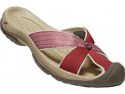 Dámská obuv Keen BALI BRICK (Barva červená, Velikost 42)