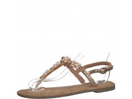 Dámská obuv Tamaris 1-28152/22 (Barva růžová, Velikost 41)