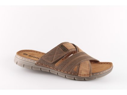 Pánská obuv Inblu DT013 (Barva hnědá, Velikost 46)