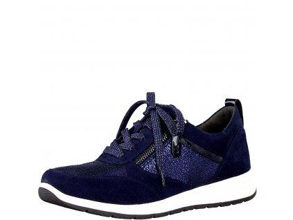 Dámská obuv Jana 8-23662/23 (Barva Modrá, Velikost 41)